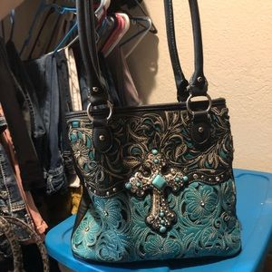 Handbags - Western Concealed Carry Purse